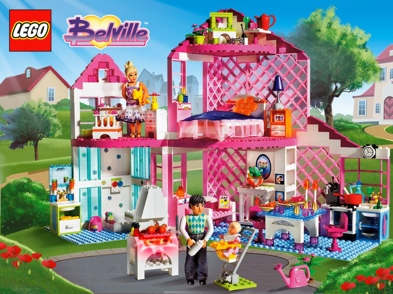 lego friends pas cher. Black Bedroom Furniture Sets. Home Design Ideas